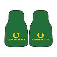 FANMATS® 2-pk. Oregon Ducks Car Floor Mats