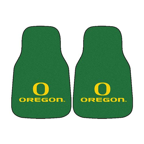 FANMATS® 2-pk. Oregon Ducks Car Floor Mats