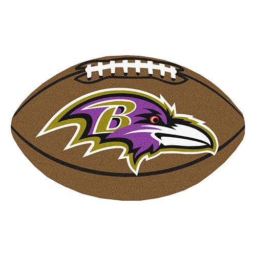 FANMATS® Baltimore Ravens Rug