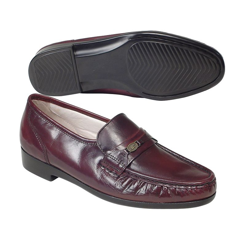 Deer Stags  Collection Greenpoint Vega Men S Slip On Shoes