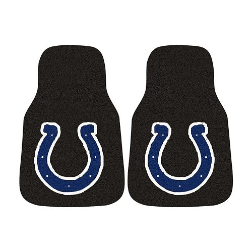 FANMATS® 2-pk. Indianapolis Colts Car Floor Mats