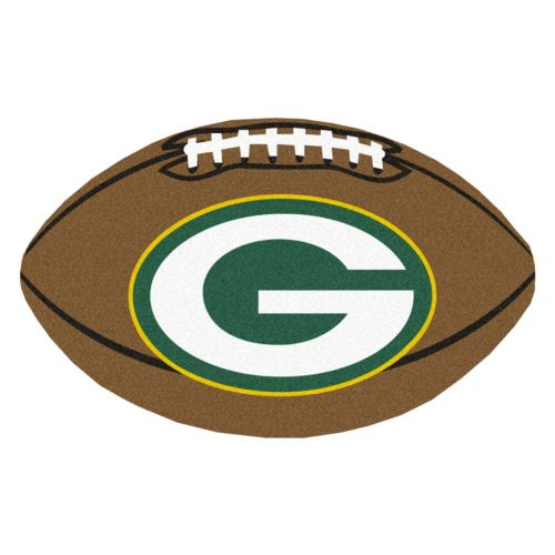 FANMATS Green Bay Packers Rug
