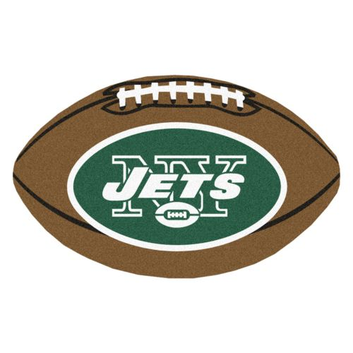 FANMATS New York Jets Rug