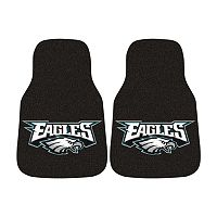 FANMATS® 2-pk. Philadelphia Eagles Car Floor Mats