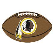 FANMATS Washington Redskins Football Rug