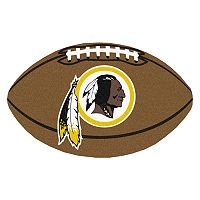 FANMATS Washington Redskins Football Rug