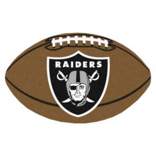 FANMATS Oakland Raiders Rug