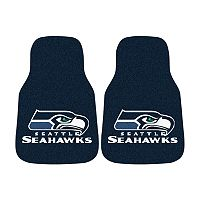 FANMATS® 2-pk. Seattle Seahawks Car Floor Mats