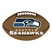 FANMATS Seattle Seahawks Rug