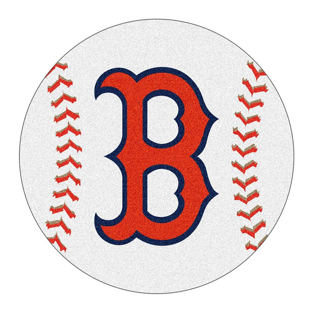 FANMATS Boston Red Sox Baseball Rug