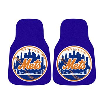 FANMATS® 2-pk. New York Mets Car Floor Mats