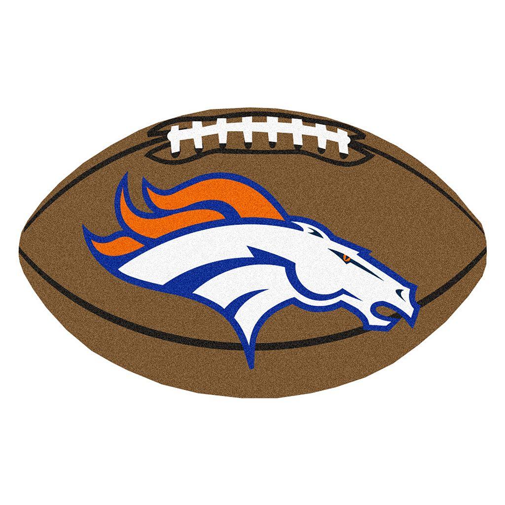 FANMATS® Denver Broncos Rug