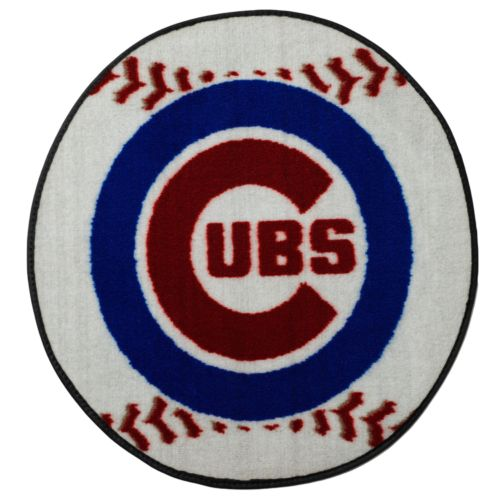 FANMATS Chicago Cubs Rug