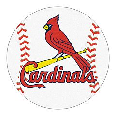 FANMATS St. Louis Cardinals Baseball Rug