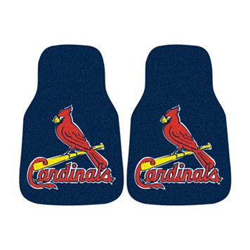 FANMATS® 2-pk. St. Louis Cardinals Car Floor