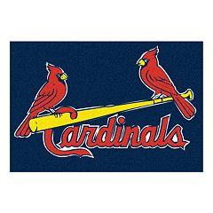 FANMATS St. Louis Cardinals Rug