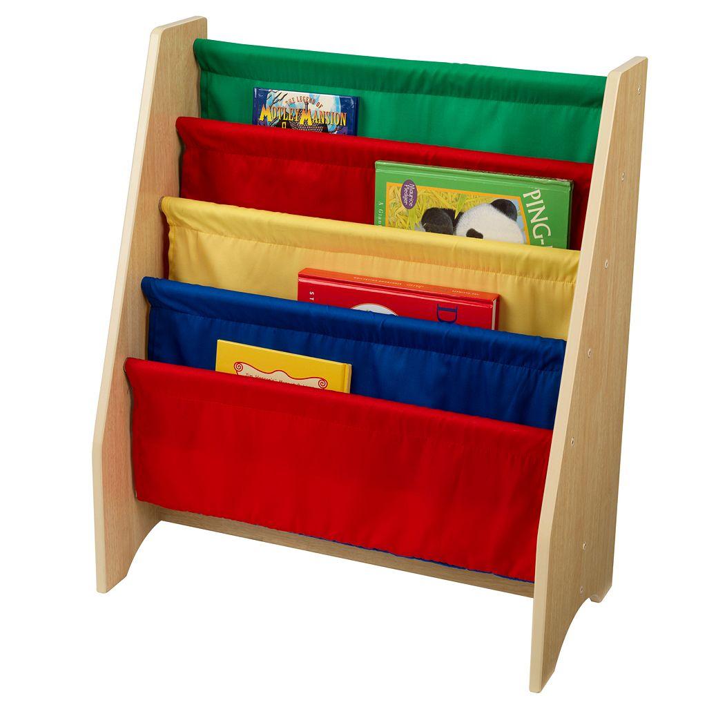 KidKraft Multicolor Sling Bookshelf