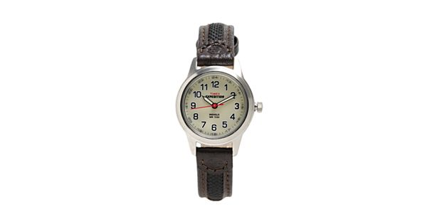 Timex Expedition Women S Leather Watch T41181