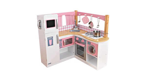 Pinterest Kitchen Set: KidKraft Grand Gourmet Corner Kitchen Play Set