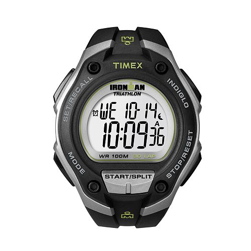 Timex Men's Ironman 30-Lap Digital Chronograph Watch - T5K412