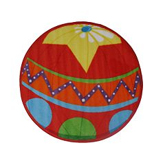Fun Rugs™ Fun Time Circus Ball Rug