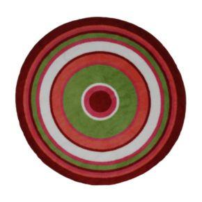 Fun Rugs Fun Time Concentric 3 Rug