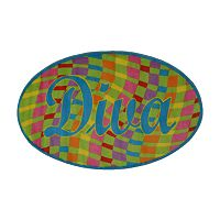 Fun Rugs™ Fun Time Diva Rug