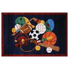 Fun Rugs™ Supreme Sports America Rug
