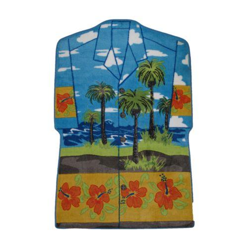 Fun Rugs Supreme Hawaiian Shirt Rug