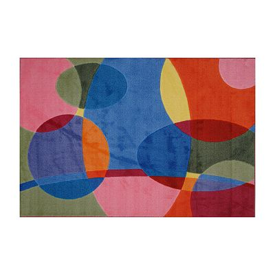 Fun Rugs Supreme Groovy Dots Rug