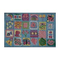 Fun Rugs™ SupremeFunky Quilt Rug