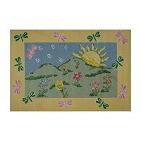Fun Rugs™ Jade Reynolds Dragonfly Morning Rug