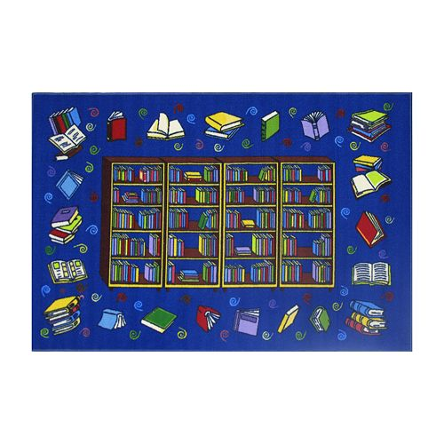 Fun Rugs™ Fun Time Reading Time Rug
