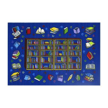 Fun Rugs™ Fun Time Reading Time Rug - 4'3'' x 6'6''