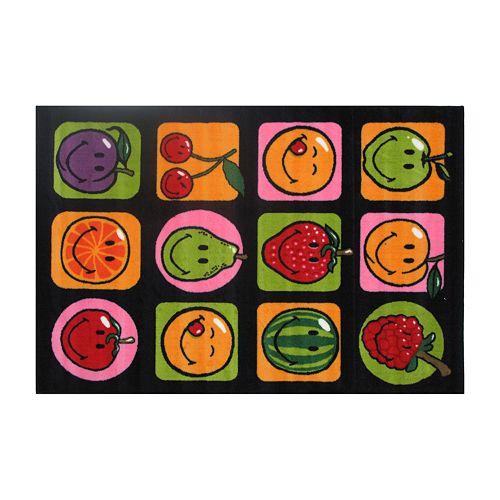 Fun Rugs™ Smiley World Fruitti Rug