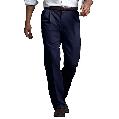 Dockers Microfiber Classic-Fit Pleated Pants