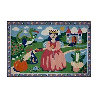 Fun Rugs™ Olive Kids™ Happily Ever After Rug - 19'' x 29''