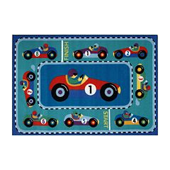 Fun Rugs™ Olive Kids™ Vroom Rug
