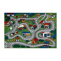 Fun Rugs™ Fun Time Country Fun Rug - 3'3'' x 4'10''