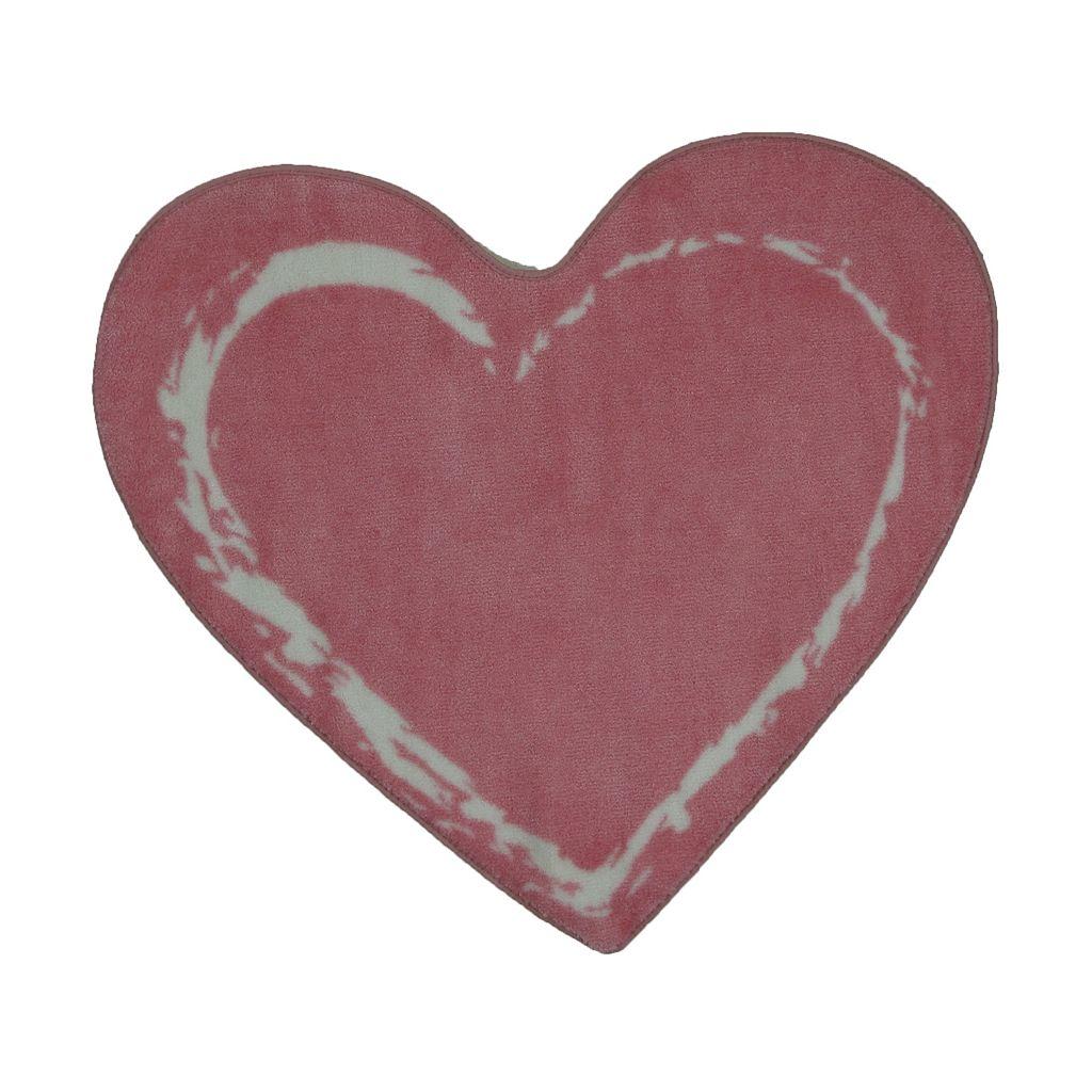 Fun Rugs™ Fun Time Heart Rug