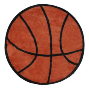 Fun Rugs Fun Time Basketball Rug