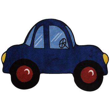 Fun Rugs™ Fun Time Car Rug