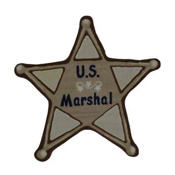 Fun Rugs™ Fun Time U.S. Marshal Rug