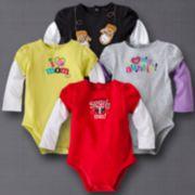 Jumping Beans Mock-Layer Bodysuit - Infant