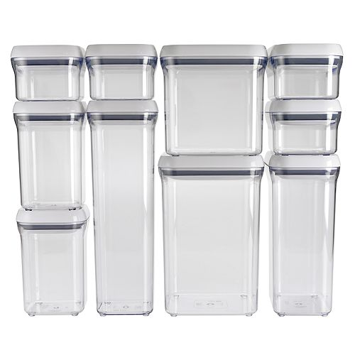 OXO® Good Grips® 10-pc. POP Container Set