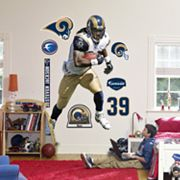 Fathead St. Louis Rams Steven Jackson Wall Decal