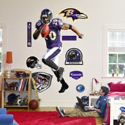 Fathead Baltimore Ravens Ed Reed Wall Decal