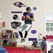 Fathead Baltimore Ravens Joe Flacco Wall Decal