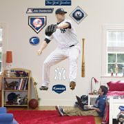 Fathead New York Yankees Joba Chamberlain Wall Decal