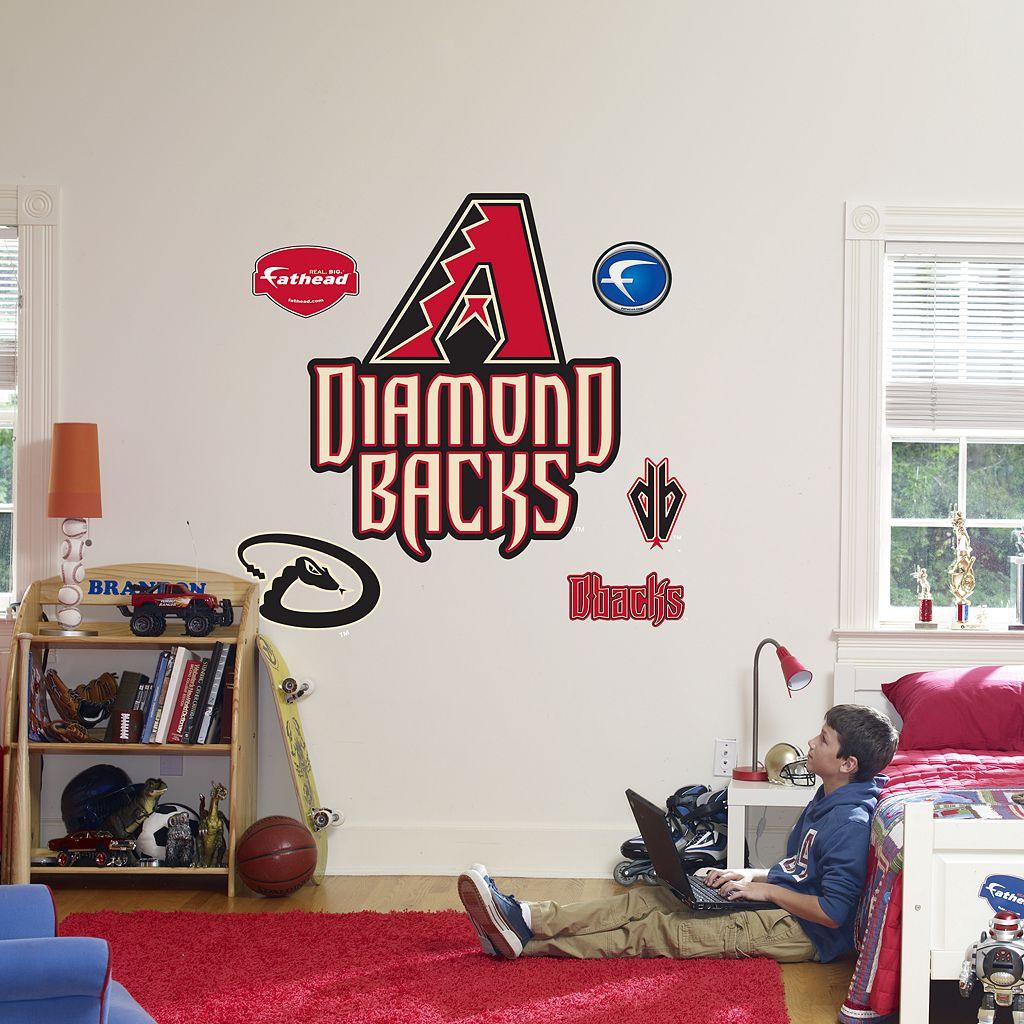 Fathead® Arizona Diamondbacks Logo Wall Decal